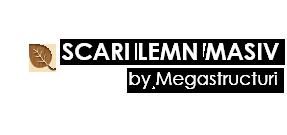 Scari Din Lemn Masiv – Megastructuri SRL, Neamt