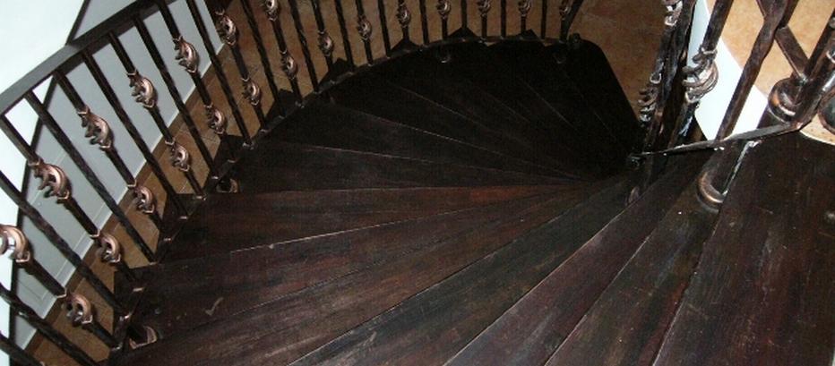 Placari scari din beton