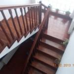 scari de lemn