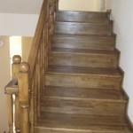 balustrade din lemn
