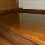scara metalica cu lemn