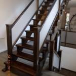 Scari interioara lemn vanguri Bucuresti