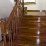 scari lemn masiv