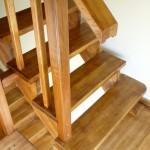 scari lemn vanguri