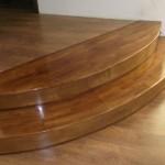 Treapta lemn living