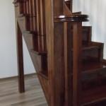 Scari din lemn interioara esenta fag Bucuresti