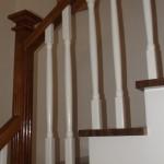 balustrada lemn