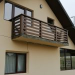 Balustrada lemn Tolici