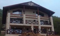 balustraad lemn exterior