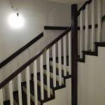 Balustrada lemn Mangalia